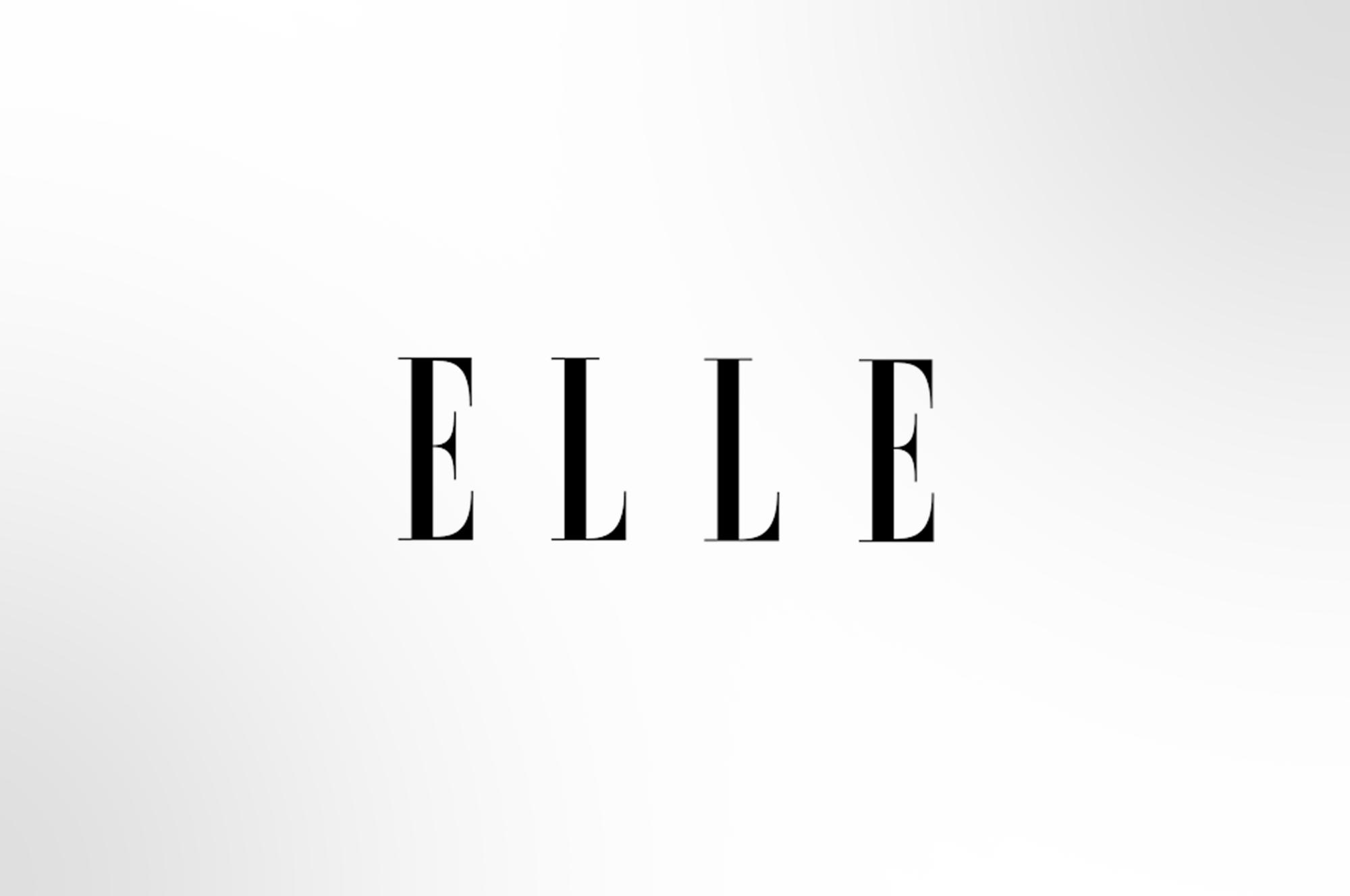 Elle freelance web designer london for Elle decor logo